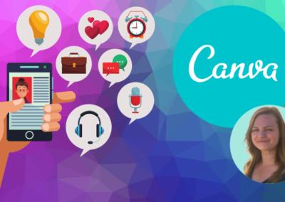 Jouw social media campagne met Canva